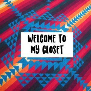 Like to Bookmark this closet!